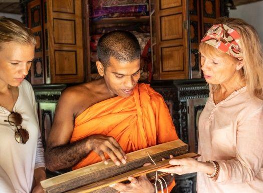 Zur Ayurveda-Kur Sri Lanka einen Ausflug nach Galle zum Leuchtturm machen
