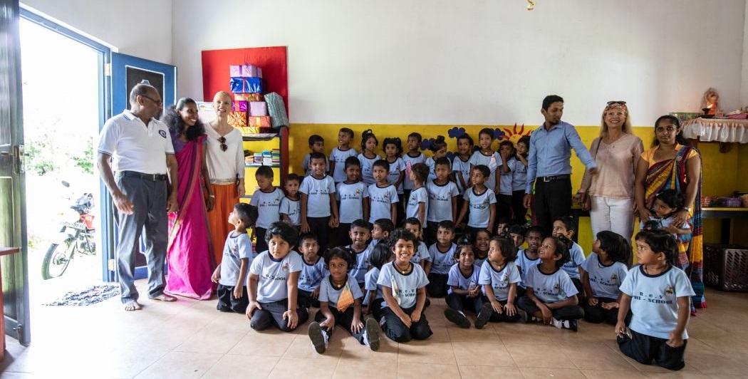 Das Ayurvie unterstützt nachhaltige und soziale Projekte auf Sri Lanka