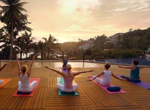 Ayurveda-Kur Sri Lanka - mit wohltuendem Yoga und Meditation mehr Kraft